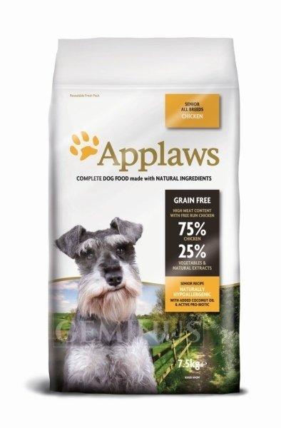 Applaws Senior 7,5kg z kurczakiem