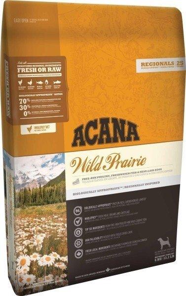 Acana Heritage Wild Prairie Dog 6kg