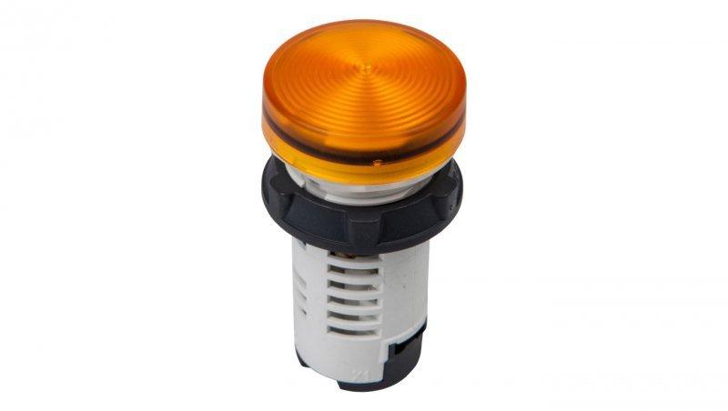 Lampka sygnalizacyjna 22mm pomarańczowa 230V AC XB7EV08MP