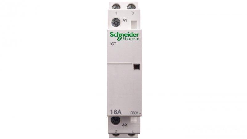Stycznik modułowy 16A 2Z 0R 230V AC iCT A9C22712