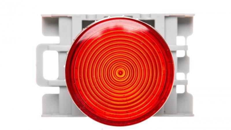 Lampka sygnalizacyjna 22mm czerwona 24V AC/DC SP22-LC-24-LEDAC/DC