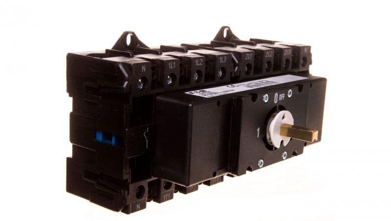 Przełącznik sieć-agregat 3P+N 100A do wbudowania QM100/3N 1319916