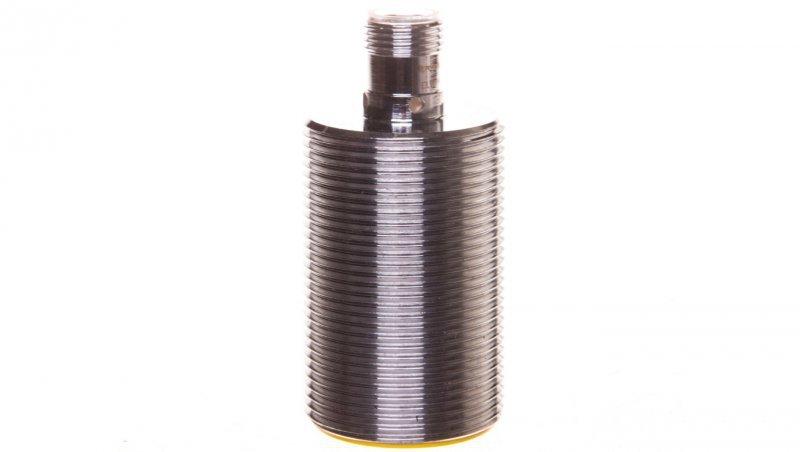 Czujnik indukcyjny M30 Sn=15mm 10-30V DC PNP 1Z M12 (3-piny) BI15-M30-AP6X-H1141 46185