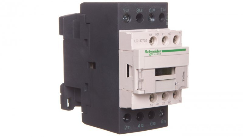 Stycznik mocy 32A AC-1 4P 230V AC 1Z 1R LC1DT32P7