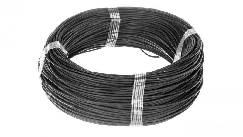 Przewód silikonowy OLFLEX HEAT 180 SiF 1x0,5 czarny 0048001 /100m/