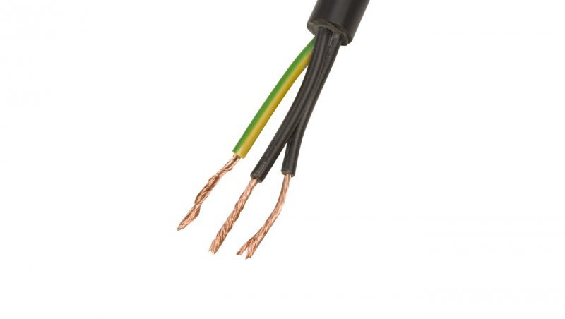 Przewód sterowniczy OLFLEX CLASSIC 110 Black 0,6/1kV 3G2,5 1120340 /bębnowy/