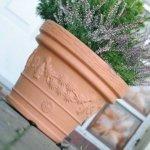 Blumentopf Pflanztopf Massiv decora 57 terrakotta