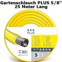 Gartenschlauch Plus 5/8 25 Meter Lang