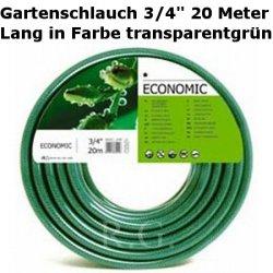 "Gartenschlauch Econ 3/4"" 20 Meter Lang"