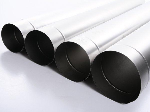 Ofenrohr Rohr Kaminrohr Rauchrohr 120 mm
