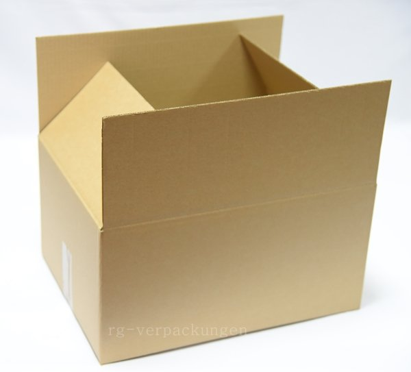 200x Faltkarton Karton 400x300x200