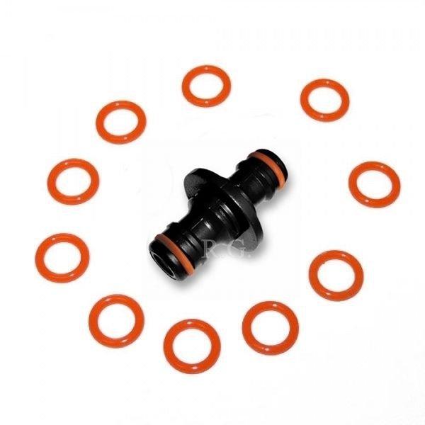 O-Ringe Dichtungen 50 Stück für Bewasserungsgeräte