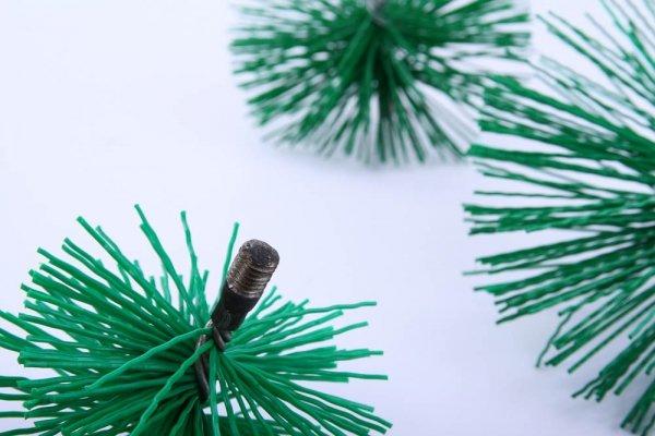Schornsteinbesen Kaminbesen aus Kunststoff 17,5cm