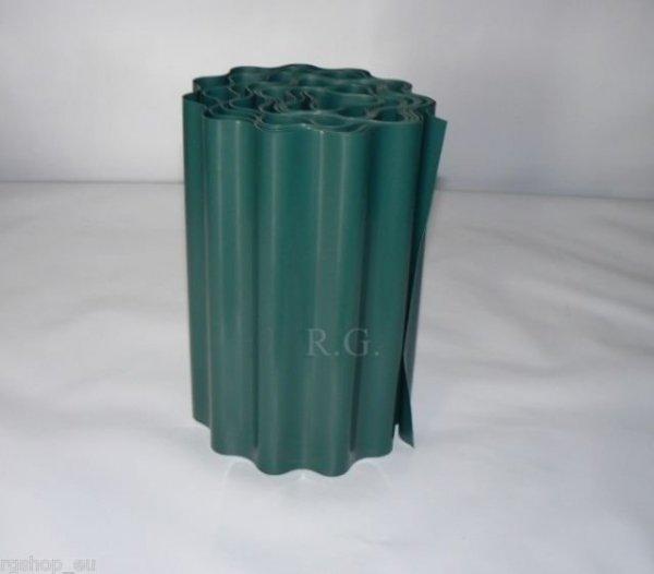 Rasenkante 9m x25 Beeteinfassung Beetumrandung in grün