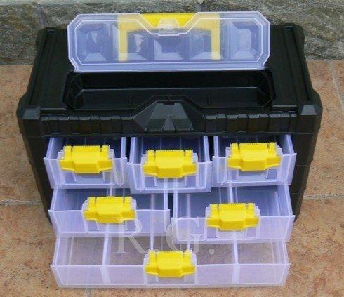 Sortimentskasten Sortimentsbox Kleinteilemagazin NS301