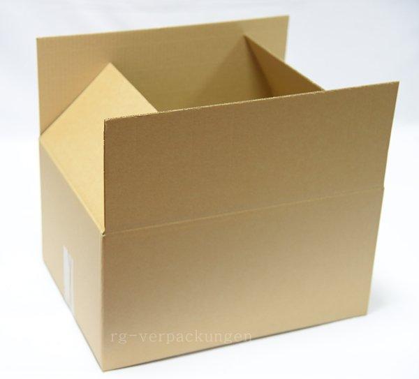 100x Faltkarton Karton 400x300x200