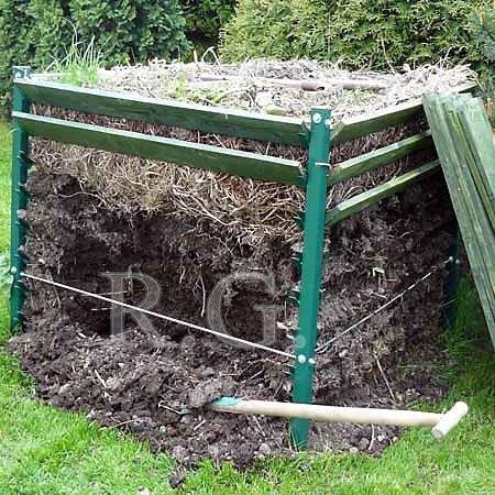 Komposter 2500 Liter