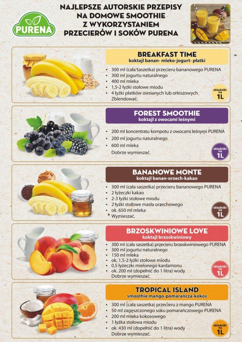 Pulpa (puree) owocowe 100% z mango 3x1kg