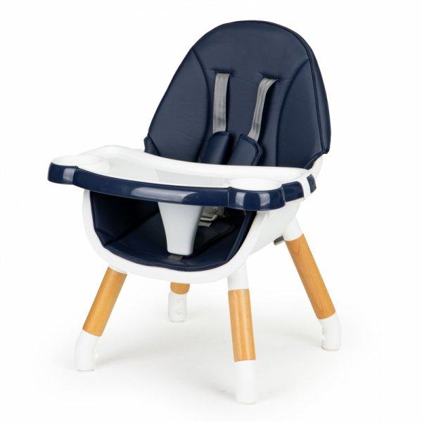 Babyhochstuhl ECO TOYS 2in1 Verstellbar Hochstuhl Babystuhl Kinderhochstuhl