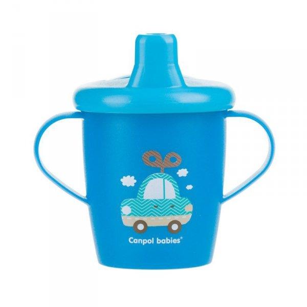 Trinklernbecher von Canpol Babies- Blau