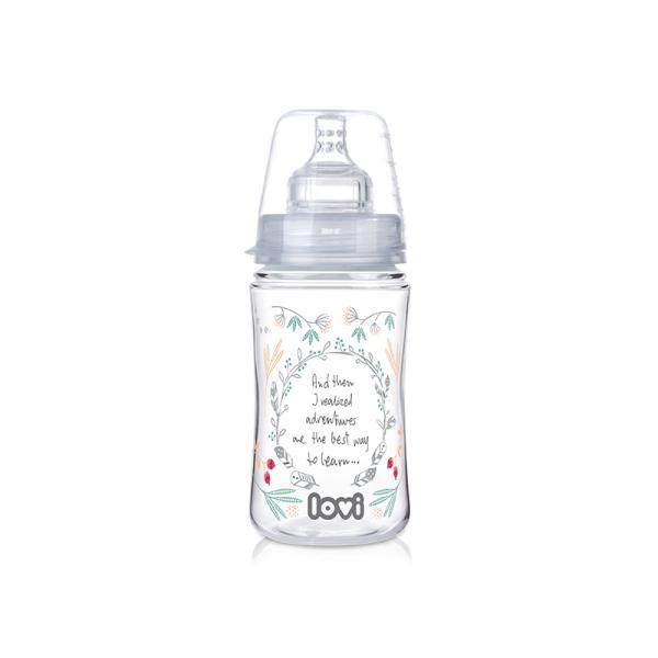Babyflasche 240 ml M+