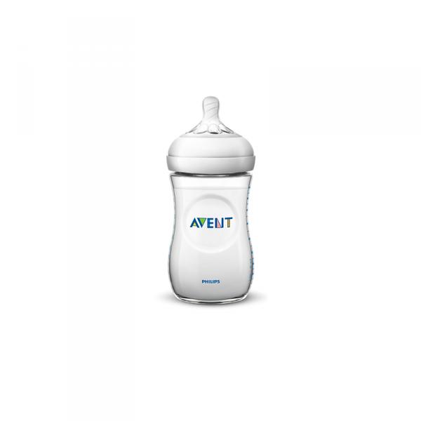 Natural-Babyflasche SCF033/17 Philips Avent 260ml