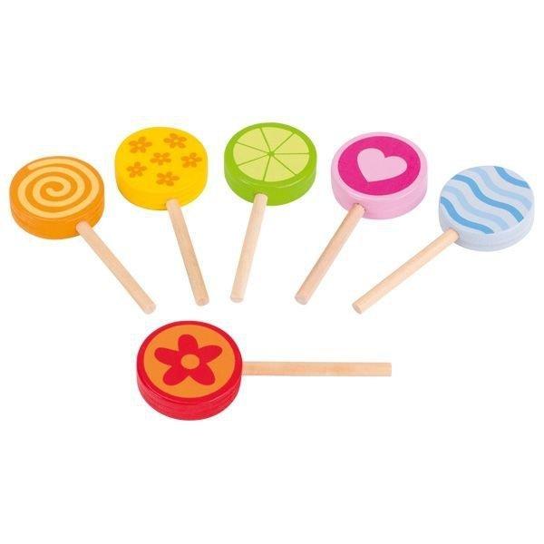 LUTSCHER Spielzeug Lebensmittel