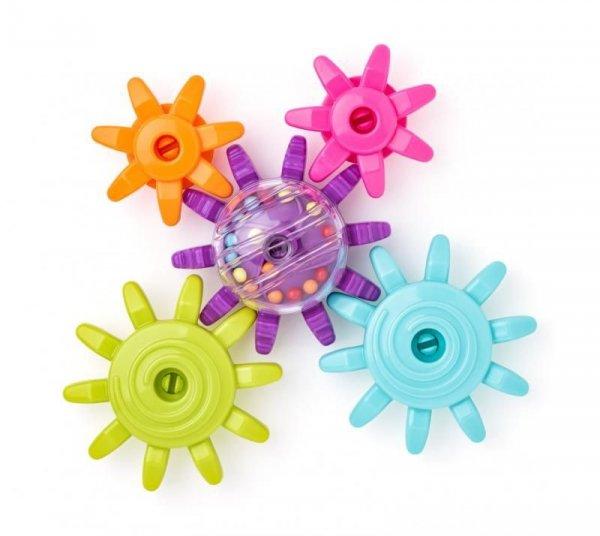Holzspielzeug Zahnradpuzzle