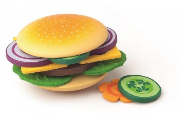 HAMBURGER Lebensmittel Spielküche