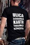ULICA ZAGRANICA KASTA TARGOWICA SZUBIENICA .