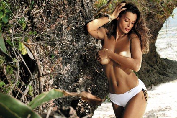 Figi Cindy M-04 Bianco (2) Białe