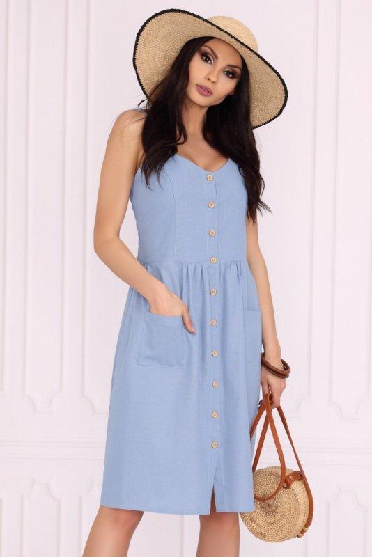 Sukienka Akminas Blue