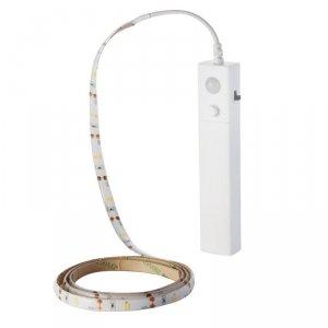 Taśma LED 2.4W 1 Metr 2835 z sensorem , zasilanie bateryjne. V-TAC VT-8082 3000K 200lm
