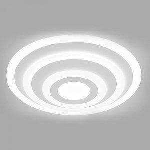 Oprawa V-TAC 85W Soft Light Chandelier Slim 3 Pierścienie Ściemnianie VT-85-3D 4000K 6400lm 3 Lata Gwarancji