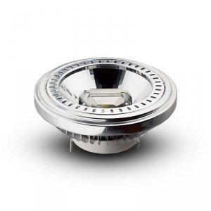 Żarówka LED V-TAC AR111 15W G53 12V 20st COB VT-1110 6000K 780lm