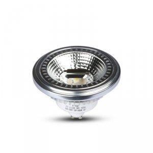 Żarówka LED V-TAC AR111 12W GU10 230V 40st COB VT-1112 2700K 900lm