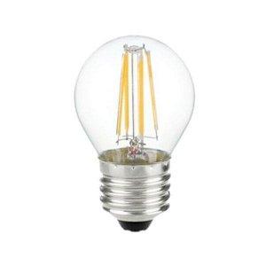 Żarówka LED V-TAC 4W Filament E27 G45 P45 Kulka VT-1980 2700K 400lm
