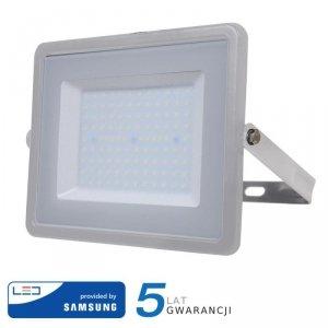 Projektor LED V-TAC 100W SAMSUNG CHIP Szary VT-100 6400K 8000lm 5 Lat Gwarancji