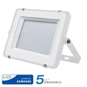 Projektor LED V-TAC 150W SAMSUNG CHIP Biały VT-150 4000K 12000lm 5 Lat Gwarancji
