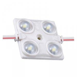 Moduł LED V-TAC 1.44W 4LED SMD2835 IP68 VT-28356 6400K 135lm