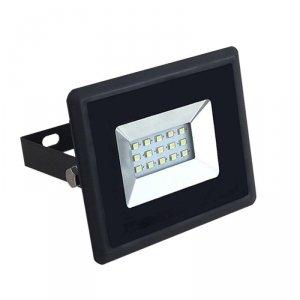 Projektor LED V-TAC 10W SMD E-Series Czarny VT-4011 4000K 850lm