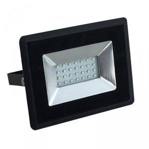 Projektor LED V-TAC 20W SMD E-Series Czarny VT-4021 3000K 1700lm