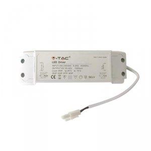 Zasilacz do Paneli LED Ściemnialny zwykłym ściemniaczem 45W 30-42V 0,25A 230V