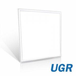 Panel LED V-TAC 45W 620x620 mm UGR VT-6069 3000K 3600lm