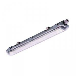 Oprawa Hermetyczna V-TAC LED 60cm 1x10W IP65 (Tuba LED w zestawie) VT-6028 4000K 850lm