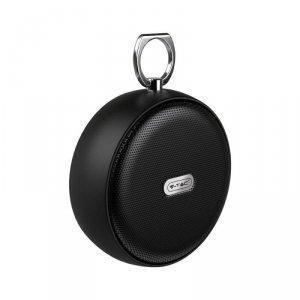 Przenośny Głośnik Bluetooth Micro USB Wysokiej jakości przewód 800mah Niebieski V-TAC VT-6211