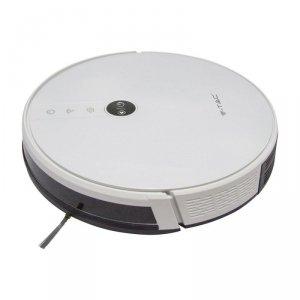 Odkurzacz Automatyczny V-TAC BIAŁY, WiFi, MOP, Auto Powrót, PILOT, HEPA, Kompatybilny Amazon Alexa i Google Home VT-5555