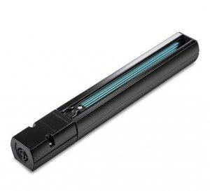 Szyna Szynoprzewód Track Light 1.5 Metra Czarny 3 Fazowy (w komplecie złącze zasilające i zaślepka) V-TAC