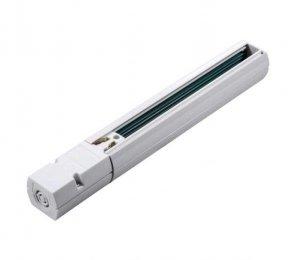 Szyna Szynoprzewód Track Light 1.5 Metra Biały 3 Fazowy (w komplecie złącze zasilające i zaślepka) V-TAC