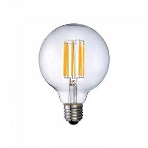 Żarówka LED V-TAC 18W Filament E27 G95 135lm/W VT-2338 3000K 2520lm